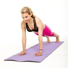 5 Fresh Ways to Do a Plank: Tired of that same old ab move? Mix up your routine with these plank variations that burn so good. | Health.com