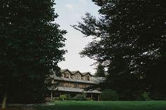 destination wedding in the mountains at high hampton inn