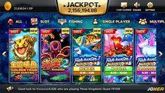 Free Slot Games, Free Slots, Online Casino Bonus, Single Player, Slot Online, Live Casino, Fish, Joker, Jokers