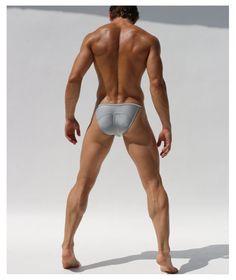 Rufskin Jarvis Bikini Cut Swim Trunk