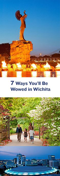 7 ways you'll be wowed in Wichita, Kansas: http://www.midwestliving.com/travel/kansas/wichita/7-ways-youll-be-wowed-wichita