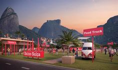 Mercado - Rio 2016: confira quais e onde serão as casas temáticas - Notícia - Turismo