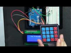 Keypad Input To An Arduino - Let's Make It - Episode 11 - YouTube