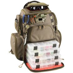 Tackle Tek™ Nomad - Lighted Backpack