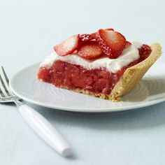 Fresh Strawberry Pie Recipe | Weight Watchers