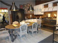 As Seen in Milan:  Cozy Industrial Kitchen Design Trend