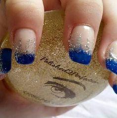 Fast gel polish : Chroma Gel 1 Step: Electric Ballroom with silver glitter www.chromagel.co.uk  #chromagel #1stepgelpolish #gelpolish #naildesign #nailart #nailaddict