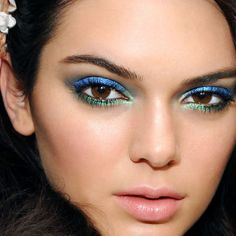 Spring's prettiest hair and makeup trends, plus expert tips to get them right.