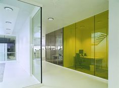 Saint-Gobain Glass Nederland (product) - SGG CONTRAFLAM STRUCTURE - PhotoID #30103 - architectenweb.nl