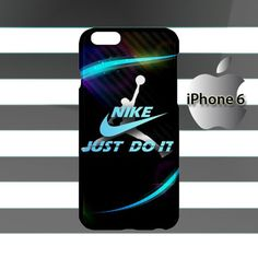 Michael Air With Nike Just Do It iPhone 6 Case Cover