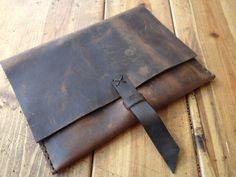 Handmade Ipad Leather cover - hand sewn tablet cover case sleeve hand stitched by Aixa on Etsy on Etsy, $72.00