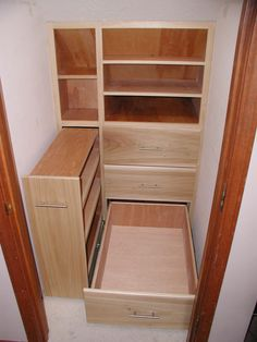 I think I can build this and turn that closet in the hallway under the stairs into toy storage!!! and the plus the closet in the hallway has more space then this one.