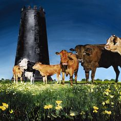 black mill, beverley westwood picture by martin jones at myton gallery hull
