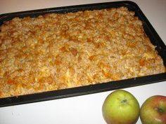 Apfel - Blechkuchen - Rezept mit Bild - kochbar.de