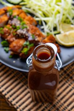 Homemade Tonkatsu Sauce Sweet Chilli Sauce, Sweet Chili, Fall Recipes, Asian Recipes, Sauce Recipes, Cooking Recipes, Roasted Tomato Salsa, Tonkatsu Sauce, Dips