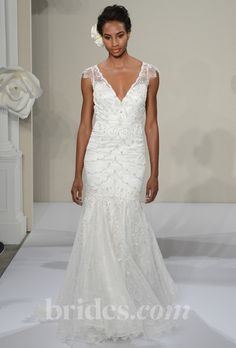 Brides.com: Pnina Tornai - 2013. Gown by Pnina Tornai  See more Pnina Tornai wedding dresses in our gallery.
