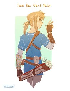 vasirasart:  Okay Link < T-T<< I was so excited for E3 and now I'm not...