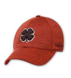 Mens Rope Lucky Heather Red Luck Cap Red C612NBVIZ1I d9871014227