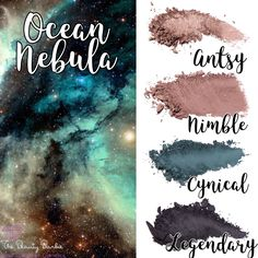 Yeah, I have an obsession with these  Younique Pressed Shadows are where it's at