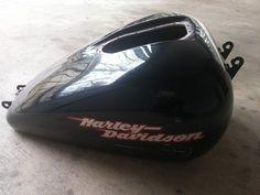 Dented Fuel Tank 2005 Harley FXD Take-Off #HarleyDavidson