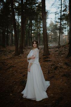 Kristina Bastien photography Wedding Dresses, Photography, Fashion, Two Piece Dress, Unique Dresses, Boho, Bride Dresses, Moda, Bridal Gowns
