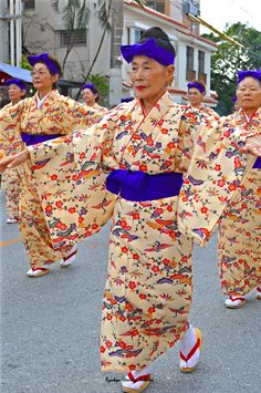Ryukyu Kingdom Parade and Festival - Shuri - 2010