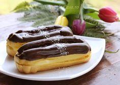 Ecler cu ciocolata - Desert De Casa - Maria Popa