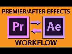 Adobe Premiere Pro to After Effects Workflow - Tutorial - YouTube