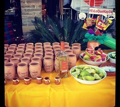 Cantaritos #mexicantradition #tequiladrink