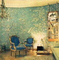 Beautiful - I understand from a Rothschild residence.
