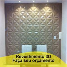 Você parceiro da Decorativas, pode baixar esta imagem para usar em seu anuncio em Facebook e instagram. #rsdecorativas #gesso3d #revestimento3d Facebook E Instagram, Divider, Curtains, Shower, Prints, Home Decor, 3d Wall, Bud, Kitchen
