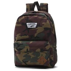 Shop Old Skool Rugzak vandaag op Vans. The official Vans online store. Vans Old Skool Backpack, Vans Backpack, Jansport Backpack, Backpack Bags, Fashion Backpack, Drawstring Backpack, Vans Camo, Burgundy Leather Jacket, Vans Online