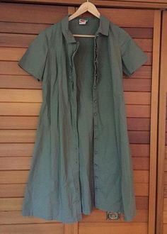 "Size 3 Ladies Gorgeous ""Leona"" Khaki Dress. Great Condition. Bargain Price! in…"