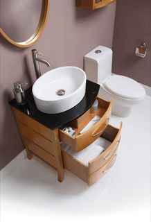 Small Bathroom Vanities - traditional - bathroom vanities and sink consoles - los angeles - by Vanities for Bathrooms