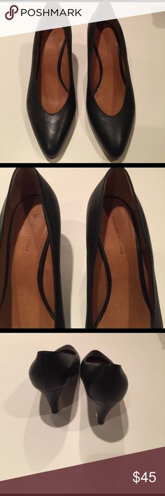 Isabel Marant Etoile Black Pumps Isabel Marant Etoile Black Pumps size 36 worn once at my house for a party perfect condition Isabel Marant Shoes Heels