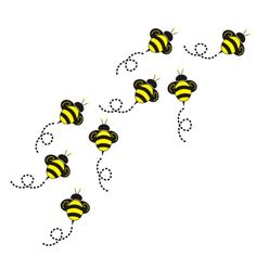 Free bee clipart clipartcow