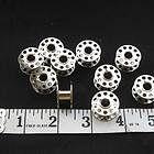 20 pcs Lock Bobbins fit many home sewing machines diameter 20 mm - #home, Bobbins, diameter, Lock, Machines, many, Sewing