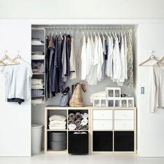 een inloopkast om bij weg te dromen ikea ikeanl. Black Bedroom Furniture Sets. Home Design Ideas