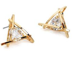 Wow! You can grab a Free pair of Triangle Crystal Zircon Stud Earrings – a $12.99 value!  Grab them for yourself or for a gift! Click the link below and then click the link on their Facebook post, add the item to your cart and use the promo code: GOFREE to get those earrings for free!  Plus you'll get free shipping too! After you click the submit button – don't click it again. Just check your inbox for an email confirmation. Those selected to receive the free earrings are asked to take a…