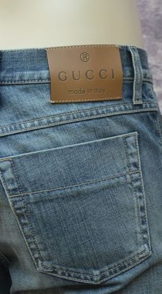 Gucci Leather Patch
