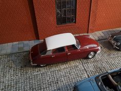 Citroen ID / DS. A customized Solido diecast www. Car Workshop, Scale Models, Ds, Diecast, Vehicles, Models, Car, Vehicle