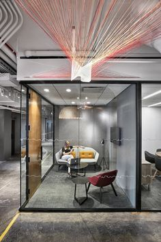Etsy Office by Gensler - Office Snapshots