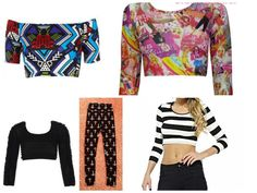 DIY: How To Make Leggings Into A Crop Top