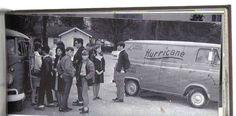 Morristown, TN - Little Hurricane Trucks at Morristown High 1968