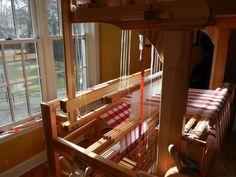My Glimakra loom - 100cm Ideal