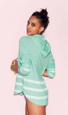 The perfect summer #hoodie #VSPINK #MadeForSummer