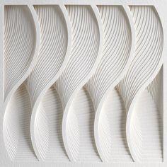 Process Series - Paper cut by Matthew Shilan