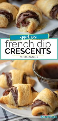 Crescents with Simple Au Jus The perfect game day snack or simple meal! This yummy French Dip Crescents with Simple Au Jus Recipe is a keeper! perfect game day snack or simple meal! This yummy French Dip Crescents with Simple Au Jus Recipe is a keeper! Game Day Snacks, Snacks Für Party, Game Day Food, Game Day Recipes, Party Party, Party Entrees, Party Desserts, Finger Food Appetizers, Appetizers For Party