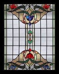 Image result for art nouveau stained glass windows