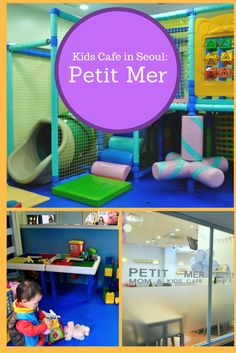 Petit Mer : Mom & Kids Cafe | Kids Cafes in Seoul | Kids Cafes | Travel Korea with Kids | Kids in Seoul | Seoul Kids